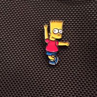 """Smily BART""Pins"