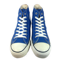90's CONVERSE ALL STAR Hi BRIGHT BLUE