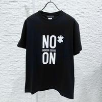【メンズ】 NO/ONロゴTシャツ