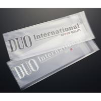 DUOinternational転写シール(ブラック・ホワイト)25×135mm