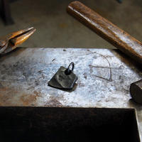 FORGED CHARM  / KEY HOLDER