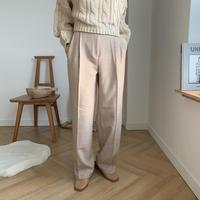 ✳︎予約販売✳︎mosaic straight pants_np0086