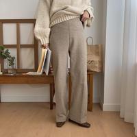 ✳︎予約販売✳︎wool blend lady pants/2colors_np0117