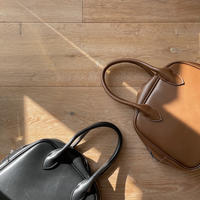 《予約販売》2way mannish bag/2colors_na0238