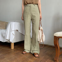 《予約販売》stitch long pants/2colors