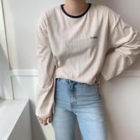LE MANS T-shirt/3colors