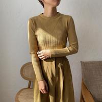 《予約販売》lady lib knit/3colors_nt0805