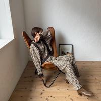 【nokcha original】vintage like minimal knit_nt0778