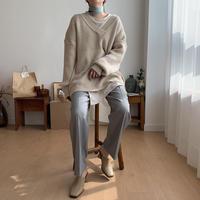 《予約販売》s/s big knit/2colors_nt0313