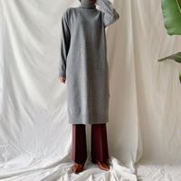 *予約販売*cashmere blend long knit/3colors