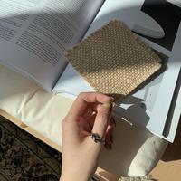 ✳︎予約販売✳︎silver925 knot big ring_na0125