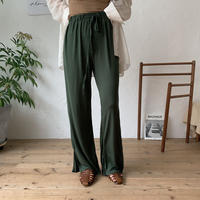 《予約販売》easy daily pants/2 colors_np0188