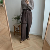 docking wide pants/2colors_np0054
