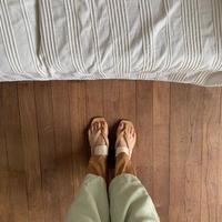 《予約販売》material sandal/2color_na0179
