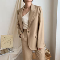 《予約販売》beige jacket_no0078