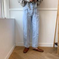 ✳︎予約販売✳︎detail crop pants