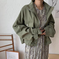 《予約販売》over military jacket/2colors_no0086