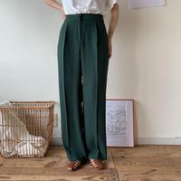 《予約販売》daily wide slacks pants/2 colors_np0173