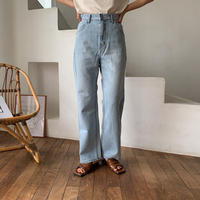 《予約販売》boyish denim_nj0014