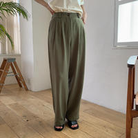 《予約販売》relaxy summer pants/2colors_np0181