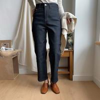 《予約販売》non wash jeans_np0142