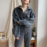 《予約販売》minimal gray jacket_no0074