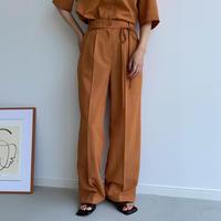 《予約販売》quality orange pants_np0404