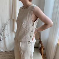 botan vest/2colors_nt0035