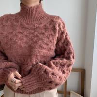 ✳︎予約販売✳︎cherry knit_nt0208
