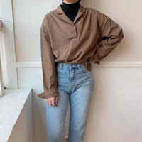 ✳︎予約販売✳︎skipper shirt/2colors