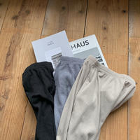 《予約販売》daily relax pants/3colors _ np0228