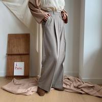 ✳︎予約販売✳︎wide fit pants/2colors_np0049