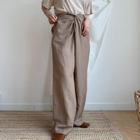 west mark linen PT/2colors_np0013