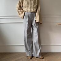 ✳︎予約販売✳︎thick pants/2colors_np0073