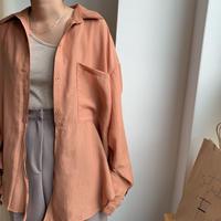 ✳︎予約販売✳︎unique shirt/2colors_nb0027