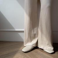 ✳︎予約販売✳︎velvet relaxy pants /2colors_np0069
