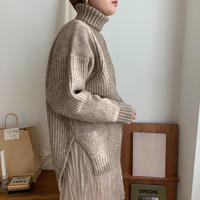 ✳︎予約販売✳︎unique warm knit/2colors_nt0198