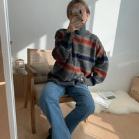 ✳︎予約販売✳︎color knit_nt0206