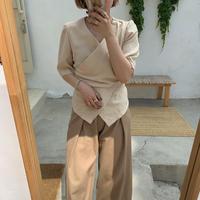 ✳︎予約販売✳︎cache-coeur blouse/2colors
