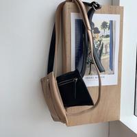 ✳︎予約販売✳︎square 2way bag/2colors