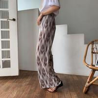 《予約販売》mosaic easy pants/2colors_np0234