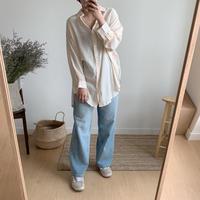 ✳︎予約販売✳︎boyish shirt/2colors
