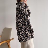《予約販売》nuance lady blouse/2colors_nt1075