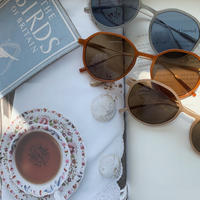 ✳︎予約販売✳︎sheer sunglasses/3colors_na0029