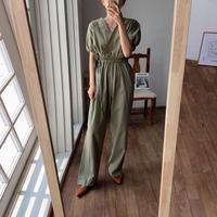 《予約販売》lady jumpsuit/2colors_np0248