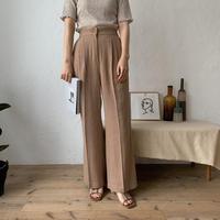 《予約販売》relax daily pants/2colors_np0189