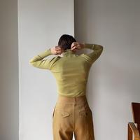 《予約販売》daily lib knit tops/3colors_nt0855