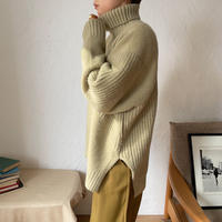 《予約販売》detail quality knit/2colors_nt0773
