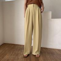 《予約販売》toromi wide pants/2colors_np0210