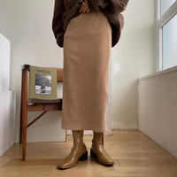 《予約販売》corduroy easy skirt /2colors_ns0052